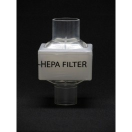 Filter: HEPA, 20/cs