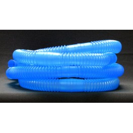 Corrugated Tubing: 6 in. scored, 100 ft/cs