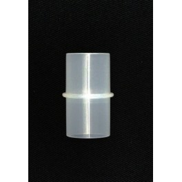 Adapter: 22mmOD x 22mm OD, 10/pk